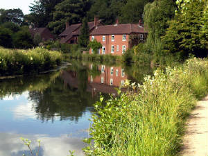 The Itchen Navigation Winchester